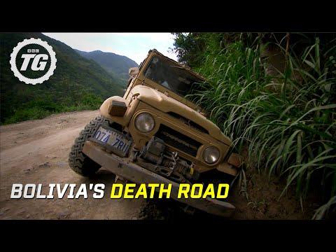 Bolivia s Death Road Top Gear BBC