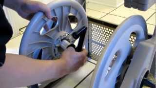 Suncast hose reel repair