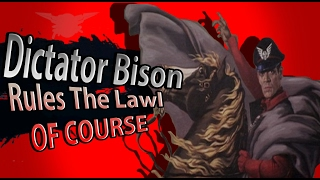 Smash Bros Lawl MAD Character Moveset: Movie Bison