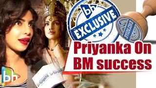 Bajirao Mastani SUCCESS | Priyanka Chopra | Jai Gangajal | Quantico FULL Interview