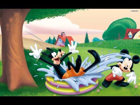 Mickey Mouse Donald Duck Goofy dibujos animados Completos En Español
