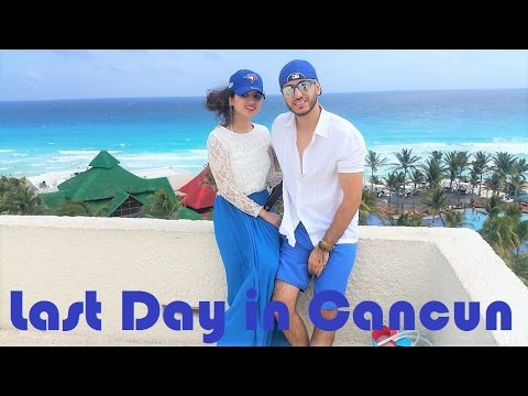 Travel Vlog Cancun Last Day Exploring the Waters Fictionally Flawless