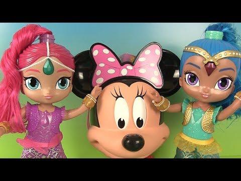Xxx Mp4 Shimmer Shine Poupées Dansantes Sachets Surprises Fashems Mashems Minnie Mouse 3gp Sex