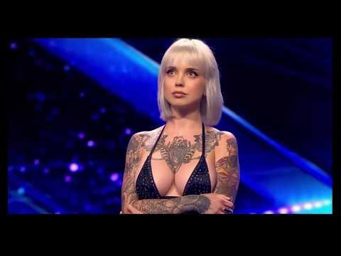 Xxx Mp4 Britian S Got Talen The Sexyest Show Moving Boobs 3gp Sex
