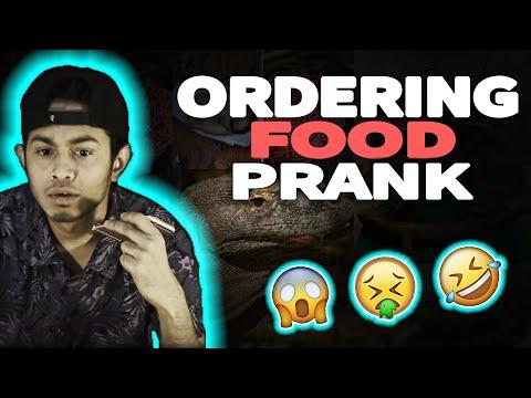 বাংলা ফানি ভিডিও 2017 | ORDERING FOOD PRANK PART 2 | Bd Fun | d knockers | bangla prank call videos