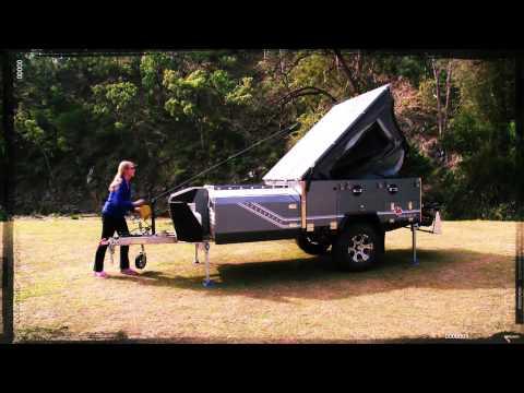 PMX K-Series Campers