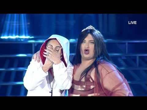 Your face sounds familiar Albania 2 - Marjana & Xumi si Enca ft. Noizy