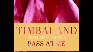 David Guetta Feat. Timbaland & Pitbull - Pass At Me (DJ B-Boy Party Mix)