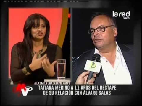 Tatiana Merino a 11 años de su relación con Álvaro Salas