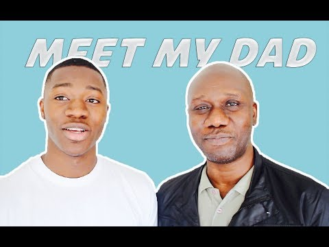 MEET MY DAD GUYSSS | FATHERS DAY SPECIAL