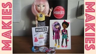 Review - Makies