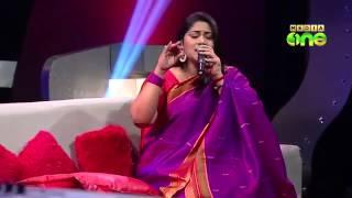 Khayal  Bollywood playback/Sufi/Ghazal Singer Runa Rizvi Singing Woh aj ron ke mehfil Epi106 Part2