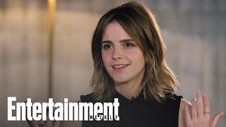How Emma Watson Changed Belle's Backstory In