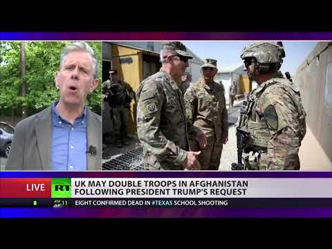 Xxx Mp4 UK May Double Troops In Afghanistan Following Trump S Request 3gp Sex