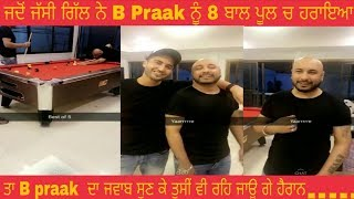 Jassi Gill & B Praak in Thailand vich khedi siraa game- Only Live