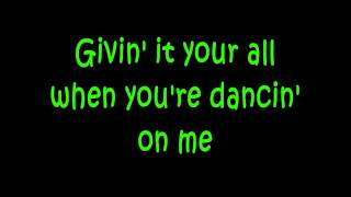Pitbull - Hey Baby (Drop It to the Floor) ft. T-Pain + [ Lyrics on Screen ] - HQ/HD
