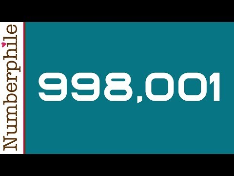 998 001 and its Mysterious Recurring Decimals Numberphile