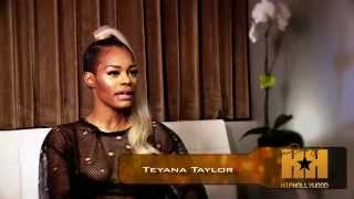Exclusive: Teyana Taylor Gushes Over Iman Shumpert - HipHollywood
