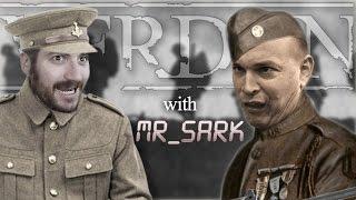 FUNHAUS PLAYS WITH MR SARK - Verdun Gameplay