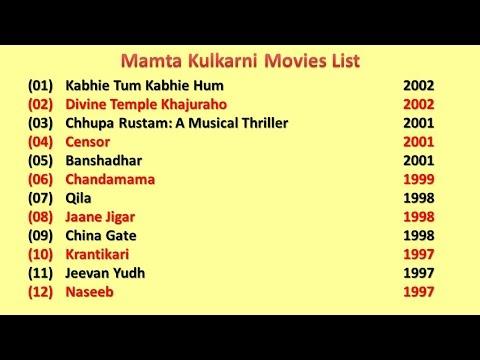 Mamta Kulkarni Movies List