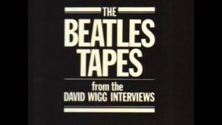 The Beatles Tapes John Lennon Interview June 1969 Pt 1 David Wigg RARE