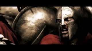 300 Rise of an Empire - First Battle Scene (HD)
