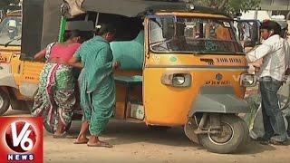 Special Story On Cashless Village Ankapur   Village Goes 100% Cashless   Nizamabad   V6