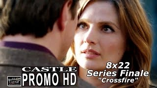 "Castle 8x22 Promo  Series Finale - Castle Season 8 Episode 22   ""Crossfire"""