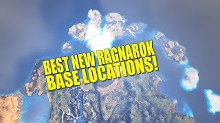 BEST NEW SOUTH RAGNAROK BASE LOCATIONS! PC/XBOX/PS4 - Ark:Survival Evolved