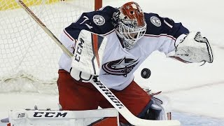 Who is the favourite to win the Vezina so far?