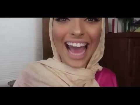 Woman Becomes First Muslim To Pose For Playboy In Hijab