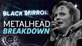 Black Mirror Season 4 Metalhead Breakdown And Easter Eggs!