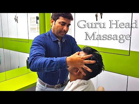 Guru ASMR Head Massage