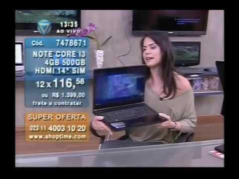 Andrea Bueno Apresentadora gata do Shoptime