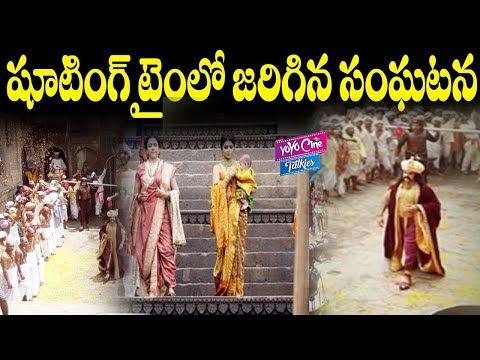 షూటింగ్ టైంలో జరిగిన సంఘటన | Gautamiputra