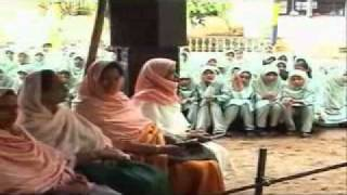 Ahmadiyya Girl School Speech.