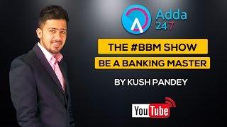 Banking Awareness for IBPS Clerk, PO 2016 (#BBM Show)
