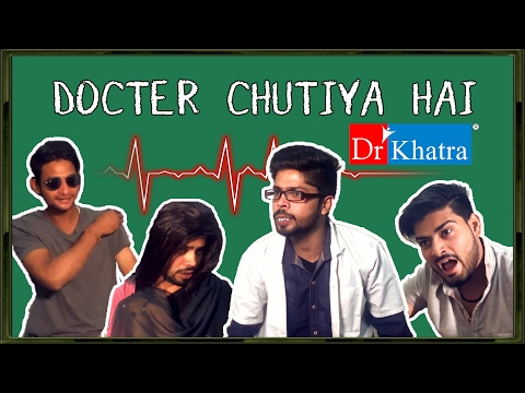 DOCTER TOH CHUTIYA HAI || शायर डॉक्टर || DJNADDY