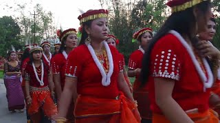 Compilation of all best Lai Haraoba Palli of Manipur || Full Entertainment