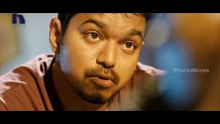Vijay Catches Accused and Investigates Their Plans - Thuppakki Movie Scenes