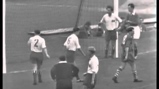 FC Schalke 04 3:0 Hamburger SV - Endspiel um die deutsche Meisterschaft 1958