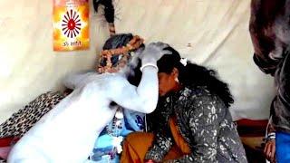 नागा साधू और  महिला का अद्भुद द्रिश्य आप  जरूर देखें | #kumbhmela2019 #nagababa | work speaks