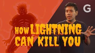 How Lightning Can Kill You | True Horror | Gizmodo
