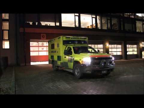 17x ambulans Uppsala