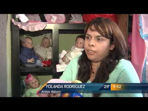 Las Noticias - Crea bebés Reborn
