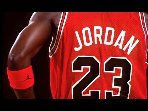 Michael Jordan The Legend