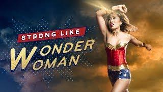 Strong like Wonder Woman Workout | PIIT28 Fat Burning Exercises