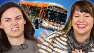 Wildly Uncomfortable Public Transportation Stories
