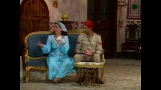 فطار عبد العال | مسرحية ريا و سكينة