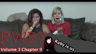 RWBY V3E9 Reaction